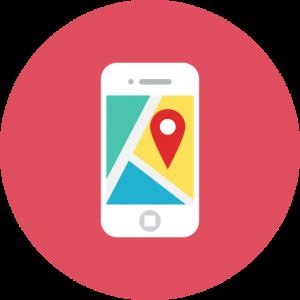 Application-Map-circle