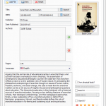 New book information downloaded from the net.