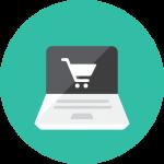 Online-Shopping-circle