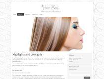 Hair Soul – WordPress website for Hair Salon