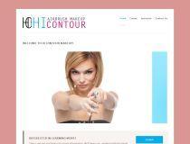 Hi Contour – Calgary Web design for airbrush