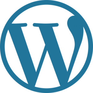 wordpress-blue-logo